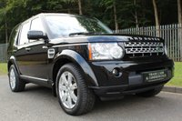 2010 LAND ROVER DISCOVERY 3.0 4 TDV6 XS 5d AUTO 245 BHP £14000.00