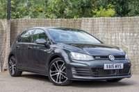 2015 VOLKSWAGEN GOLF 2.0 GTD DSG 5d AUTO 182 BHP £15500.00