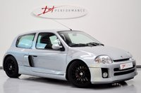 2002 RENAULT CLIO 3.0 RENAULTSPORT V6 3d 227 BHP GREAT INVESTMENT £21950.00