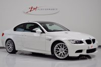 2010 BMW M3 4.0 M3 2d 415 BHP RARE MANUAL COMPETITION PACK £26950.00