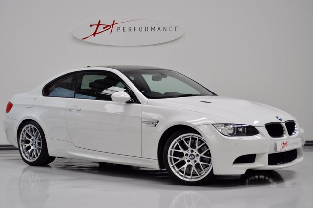 2010 10 BMW M3 4.0 M3 2d 415 BHP RARE MANUAL COMPETITION PACK