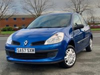 USED 2007 57 RENAULT CLIO 1.2 16v Expression 3dr Just in Stock
