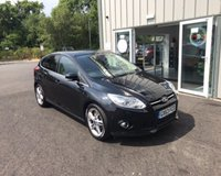 USED 2013 63 FORD FOCUS 1.6 TDCI TITANIUM X 115 BHP THIS VEHICLE IS AT SITE 2 - TO VIEW CALL US ON 01903 323333