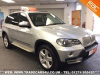 USED 2007 02 BMW X5 4.8i V8 AUTO SE 7 SEATER UK DELIVERY* RAC APPROVED* FINANCE ARRANGED* PART EX