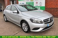 USED 2015 15 MERCEDES-BENZ A CLASS 1.5 A180 CDI BLUEEFFICIENCY SE 5d AUTO 109 BHP +FREE Tax +Serviced +1 Owner.