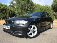 USED 2010 59 BMW 1 SERIES 2.0 118D SE 2d 141 BHP SE SPEC, LEATHER INTERIOR, HEATED SEATS, LOVELY CAR INSIDE AND OUT!!!