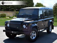 USED 2014 64 LAND ROVER DEFENDER 110 2.2 TD XS STATION WAGON 1d 122 BHP SUNROOF