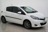 2012 TOYOTA YARIS 1.3 VVT-I SR 5d 98 BHP £5295.00