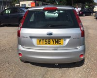 USED 2008 58 FORD FIESTA 1.2 STYLE CLIMATE 16V 3d 78 BHP