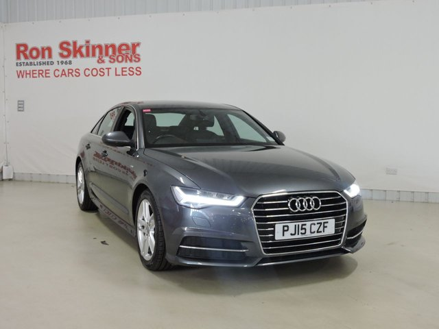 View our 2015 15 AUDI A6 (27)   2.0 TDI ULTRA S LINE 4d AUTO 188 BHP
