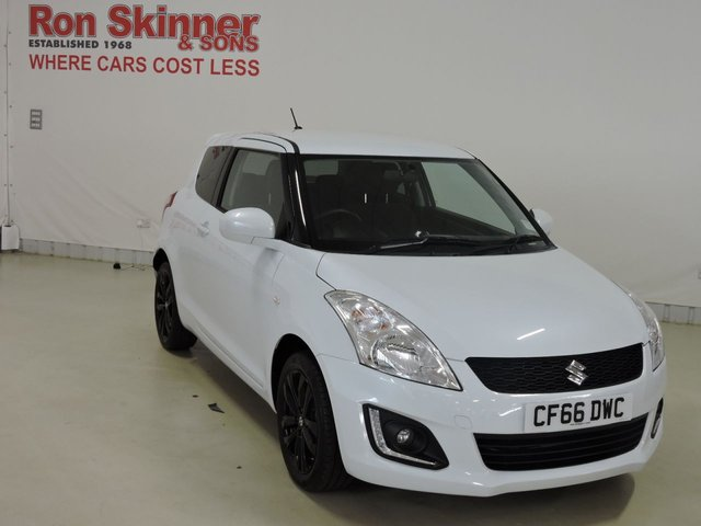 View our 2017 66 SUZUKI SWIFT 1.2 SZ-L 3d 94 BHP