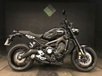2017 YAMAHA XSR 900 ABS. 2017. SERVICED. 1156 MILES. RIDER MODES. ABS. TRACTION CONTROL £6699.00