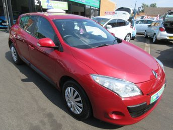 2011 RENAULT MEGANE 1.5 EXPRESSION DCI ECO 5d 110 BHP £4300.00
