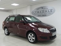 USED 2010 10 SKODA FABIA 1.2 SE 12V 5d 68 BHP 5 SKODA DEALER STAMPS, LONG MOT 18.1.19, IDEAL FIRST CAR