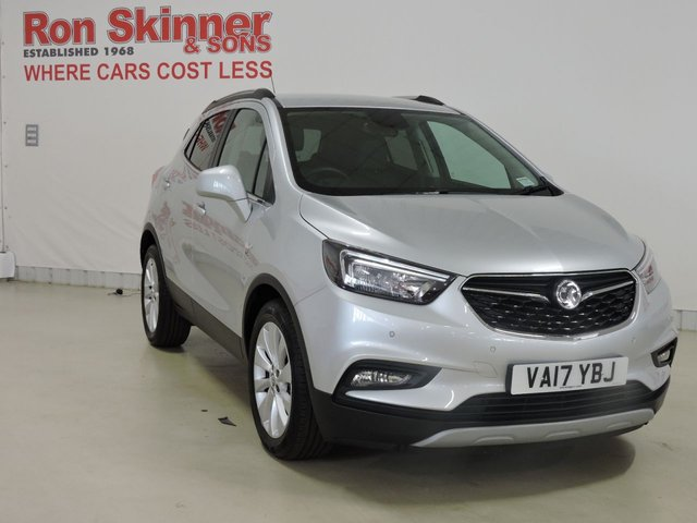 View our 2017 17 VAUXHALL MOKKA X 1.6 ELITE S/S 5d 113 BHP