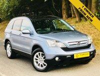 2008 HONDA CR-V 2.0 I-VTEC EX 5d AUTO 148 BHP £6000.00