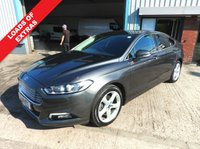 2016 FORD MONDEO 2.0 TITANIUM TDCI  AUTO 148 BHP FSH 1 OWNER FROM NEW  £12495.00