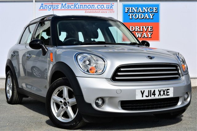 2014 14 MINI COUNTRYMAN 2.0 COOPER D ALL4 Very Rare 4x4 AUTO 5dr Hatchback