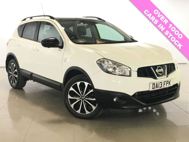 View our 2013 13 NISSAN QASHQAI 2.0 DCI 360 5d AUTO 148 BHP