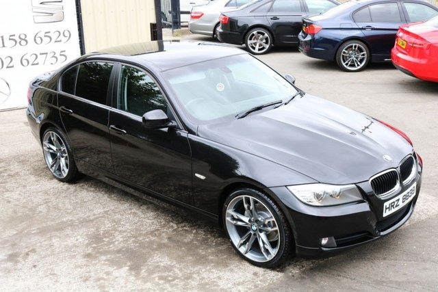 2010 BMW 3 SERIES 2.0 318D SE 141 BHP AUTO SALOON * NIGHT EDITION SPEC * (FINANCE & WARRANTY )