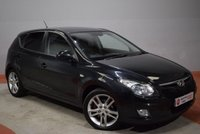 2010 HYUNDAI I30 1.6 PREMIUM CRDI 5d 113 BHP £3990.00