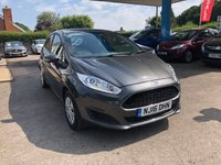 2016 FORD FIESTA 1.5 STYLE ECONETIC TDCI 5d 94 BHP £8499.00