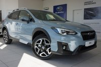 USED 2018 68 SUBARU XV New XV 2.0i SE Premium CVT Eyesight YH 68 Plate Ex Demo