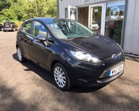 USED 2012 12 FORD FIESTA 1.25 EDGE THIS VEHICLE IS AT SITE 1 - TO VIEW CALL US ON 01903 892224