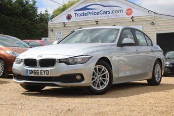 2016 BMW 3 SERIES 320D ED PLUS £16450.00