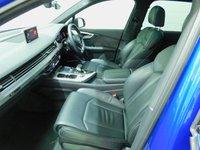 """USED 2017 17 AUDI Q7 4.0 SQ7 TDI QUATTRO 5d AUTO 429 BHP Panroof, 22"""" Alloys, Black Styling Pack, Full Audi Service"""