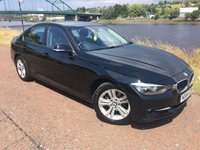 USED 2014 64 BMW 3 SERIES 2.0 320D SPORT 4d 184 BHP **CRUISE CONTROL**