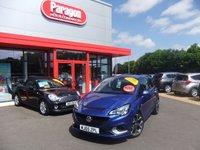 2015 VAUXHALL CORSA 1.6 VXR 3d 202 BHP £11395.00