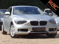 USED 2012 12 BMW 1 SERIES 1.6 116I SE 5d AUTO 135 BHP