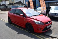 USED 2009 59 FORD FOCUS 2.5 ST-3 3d 223 BHP COMES WITH 6 MONTHS WARRANTY
