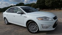 2012 FORD MONDEO 2.0 ZETEC BUSINESS EDITION TDCI 5d 138 BHP £6250.00