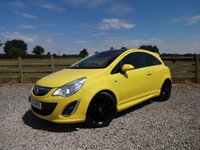 2012 VAUXHALL CORSA 1.2 LIMITED EDITION 3d 83 BHP £4990.00