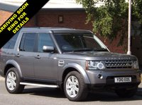 2010 LAND ROVER DISCOVERY 3.0 4 TDV6 XS 5d AUTO 245 BHP £15995.00