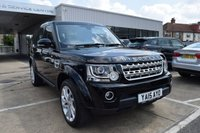 2015 LAND ROVER DISCOVERY 3.0 SDV6 HSE 5d AUTO 255 BHP £34495.00
