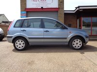 2007 FORD FUSION 1.4 STYLE CLIMATE 5d 68 BHP £1999.00