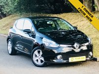 USED 2014 64 RENAULT CLIO 0.9 DYNAMIQUE MEDIANAV ENERGY TCE S/S 5d 90 BHP ANY INSPECTION WELCOME ---- ALWAYS SERVICED ON TIME EVERY TIME AND SERVICED MAINLY BY SAME DEALERSHIP THROUGHOUT ITS LIFE,NO EXPENSE SPARED, KEPT TO A VERY HIGH STANDARD THROUGHOUT ITS LIFE, A REAL TRIBUTE TO ITS PREVIOUS OWNER, LOOKS AND DRIVES REALLY NICE IMMACULATE CONDITION THROUGHOUT, MUST BE SEEN FOR THE PRICE BARGAIN BE QUICK, 6 MONTHS WARRANTY AVAILABLE,DEALER FACILITIES,WARRANTY,FINANCE,PART EX,FIRST TO SEE WILL BUY BARGAIN