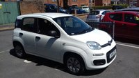 USED 2015 15 FIAT PANDA 1.2 POP 5d 69 BHP ONLY 2655 MILES FROM NEW! CHEAP TO RUN, LOW CO2 EMISSIONS, £30 ROAD TAX, AND EXCELLENT FUEL ECONOMY! GOOD SPECIFICATION INCLUDING AUXILLIARY INPUT/USB AND OPTIONAL CITY POWER STEERING!