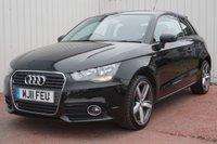 2011 AUDI A1 1.2 TFSI SPORT 3d 84 BHP £6995.00