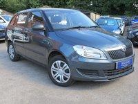 2014 SKODA FABIA 1.6 S TDI CR 5d 74 BHP £4999.00