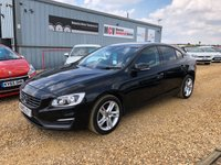 2014 VOLVO S60 1.6 D2 BUSINESS EDITION 4d 113 BHP £7490.00