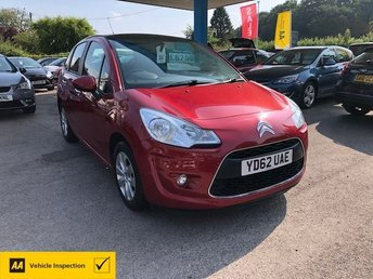 View our CITROEN C3