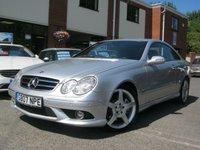 USED 2007 07 MERCEDES-BENZ CLK 2.1 CLK220 CDI SPORT 2d AUTO 148 BHP