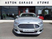 USED 2015 15 FORD MONDEO 2.0 TITANIUM ECONETIC TDCI 148 BHP ** F/S/H * NAV ** ** SAT NAV * 1 OWNER * F/S/H **