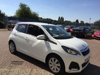 USED 2015 65 PEUGEOT 108 1.0 ACTIVE 5d ZERO ROAD TAX Great Mpg !! Just Came Into Stock More Photos Coming Soon !!! call 01536 402161