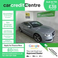 USED 2010 10 AUDI A5 2.0 TDI S LINE SPECIAL EDITION 2d 168 BHP