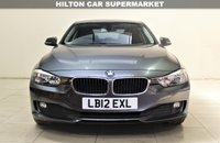 USED 2012 12 BMW 3 SERIES 2.0 320D EFFICIENTDYNAMICS 4d AUTO 161 BHP + TOP SPEC WITH ALL THE EXTRAS